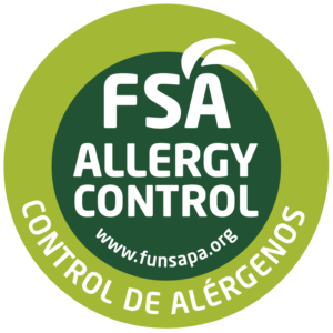 "Certificación Alimentaria de producto ""FSA Allergy"" - Fundación FSA"