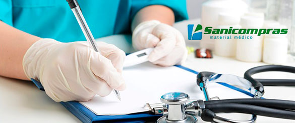 Material médico Sanicompras
